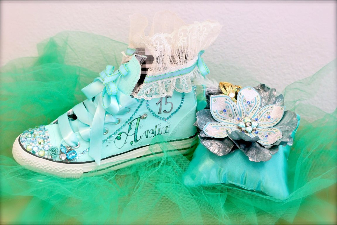 Quinceañera Shoes