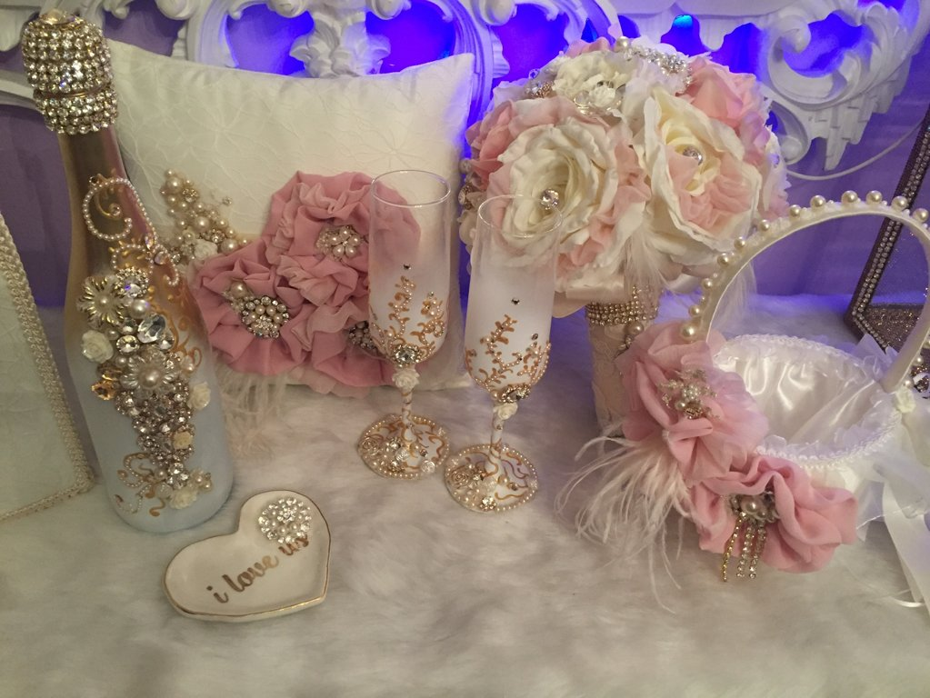 Wedding and Quinceanera Package
