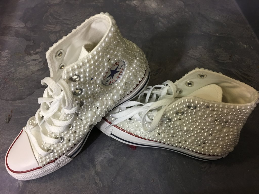 Elegant Quinceañera Shoes