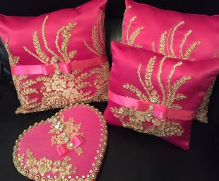 Quinceañera Pillow Package