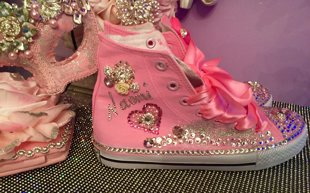 Quinceañeara Shoes