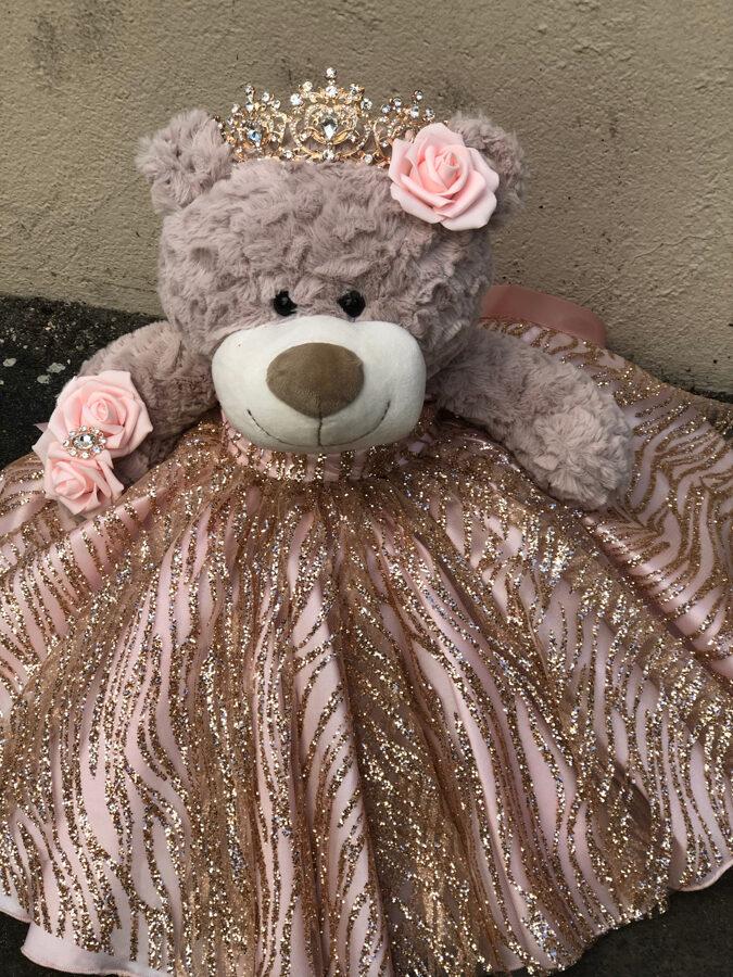 Quinceanera Teddy Bears