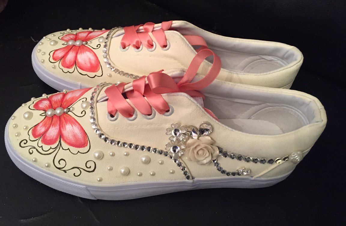 Quinceanera Sneakers