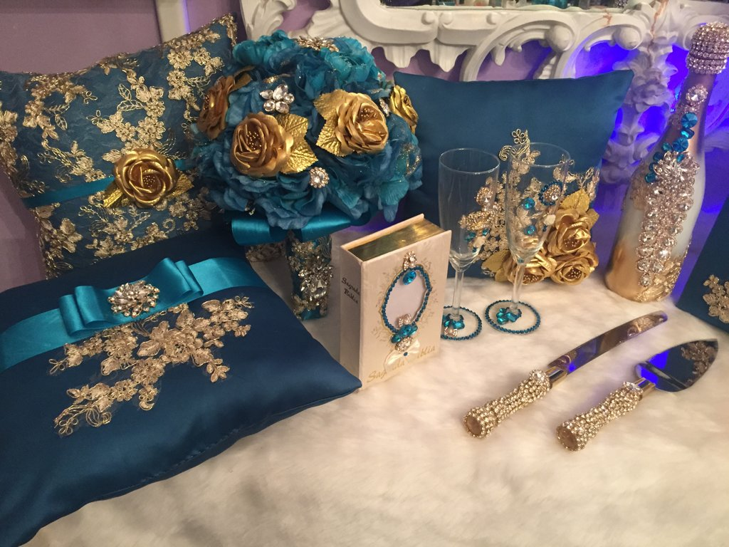 Quinceanera Package Custom Made