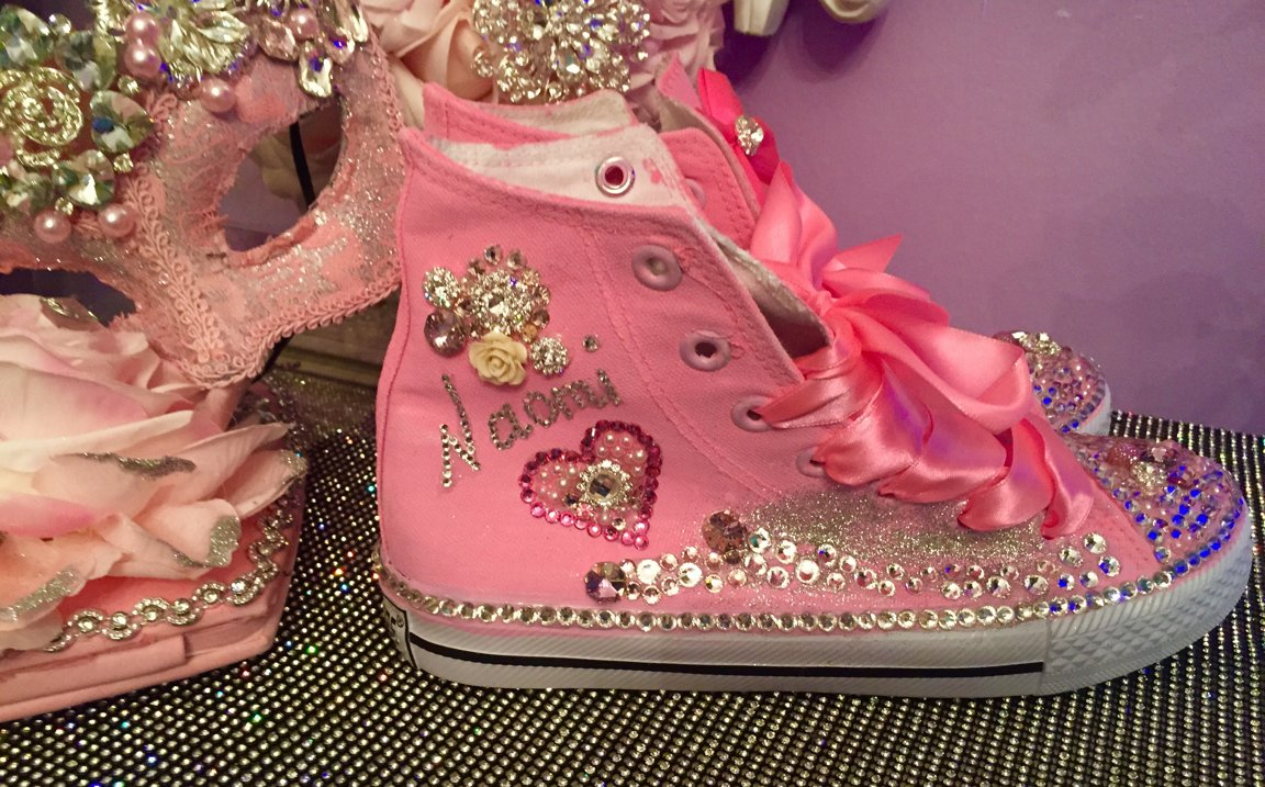 Quinceañeara Shoes