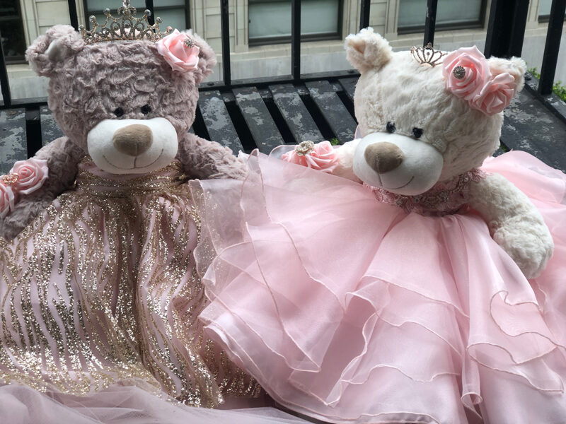 Quinceanera Teddy Bears