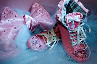 Custom Made Quinceañera Shoes